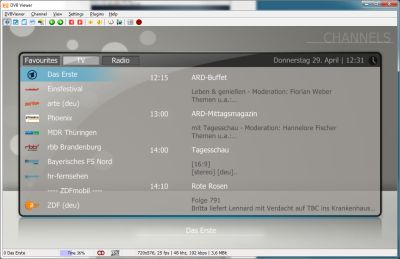 DVBViewer Video Editor 1.0.8.0 Multilingual